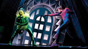 Spider Man Scales New Broadway Record In Strong Holiday