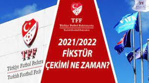 Süper Lig fikstür kura çekimi ne zaman saat kaçta hangi kanalda? 2021/2022  sezon fikstürü belli oluyor. - Son Dakika Haberler