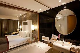 country inn suites by radisson navi mumbai superior room with bathroom