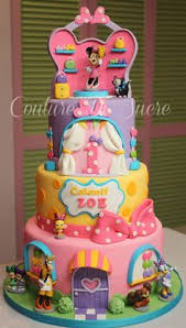 537 Great Cakes Mickey Minnie Friends Images Birthday Cakes