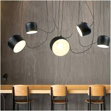 metal drum pendant light regarding motivate industrial kitchen lighting a inspire vintage retro black drum pendant