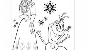 Disegni Da Colorare Di Frozen Migliori Pagine Da Colorare