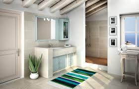 Bagni con mobili in muratura moderni ~ il meglio del design degli