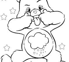 Mm Coloring Pages 744 Free Printable Care Bear Coloring Pages Mm As