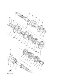 yamaha banshee engine diagram just another wiring diagram blog • 2001 yamaha banshee 350 yfz350n transmission 2001 yamaha banshee rh bikebandit com yamaha rhino engine diagram yamaha banshee clutch diagram