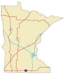 roadway data fun facts tda, mndot Mn Highway Map map of minnesota showing trunk highways the longest highways in minnesota reach all corners of mn highway map pdf