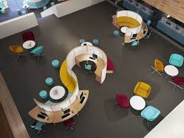 office workspace design. Office Environment; Multi-Purpose Workspace Designs Are Trending. Zahra Shafiq Design