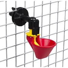 Drinking System Drinking System Complete Wingnut Incl Large Drinking Cup Red