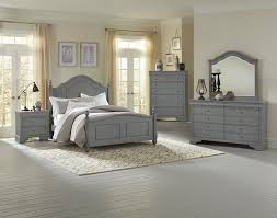 Louis Bedroom Furniture Vaughan Bassett French Market Louis Philippe Night Stand 2
