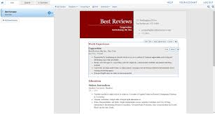 resume builders stay offline or go online resume builders reviews resume editor in super resume