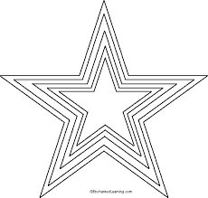 Template For A Star 29 Images Of Star Stencil Template Leseriail Com