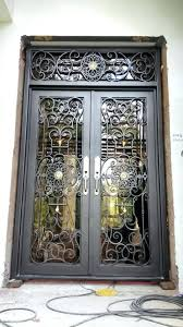 wrought iron entry door wrought iron doors custom iron front doors iron entry doors double iron doors wrought iron front doors with sidelights
