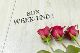 Image result for bon weekend
