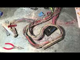 how to guide for a stand alone harness 99 02 drive by cable system how to guide for a stand alone harness 99 02 drive by cable system for ls swapping projects part 1
