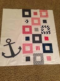 Nautical Quilt Tutorial | quilting | Pinterest | Quilt tutorials ... & Nautical Quilt Tutorial Adamdwight.com