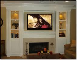 Built In With Fireplace Built In With Fireplace And Tv Design Ideas Rolitz