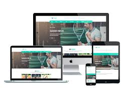 Free Website Templates Html Custom ET Tennis Free Responsive Tennis Website Template