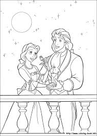 Small Picture Disney Princess Belle Coloring Pages Coloring Site Disney Princess