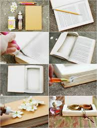 diy old book ideas for creating fascinating decor for your home
