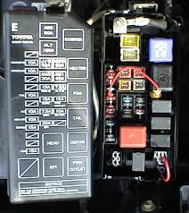 toyota highlander fuse box diagram wiring diagram 2006 toyota tacoma fuse box diagram 2006 home wiring diagrams