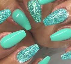 cute teal nail designs best choice