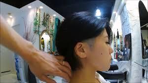 くせ毛剛毛髪がまとまらない方にボリュームが半分になっちゃう
