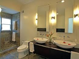 Bathroom Lighting Fixtures Bathroom Cool Lighting Fixtures In Completed By Vanity With Double