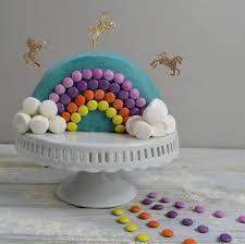 Rainbow Unicorn Cake Decorating Kit Craft Crumb