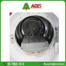Máy sấy quần áo LG 8kg DR-80BW | Điện máy giá gốc ADES