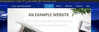 Word Origins Website Vantage Theme With Site Origins Page Builder An Example