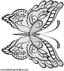 Small Coloring Pages Small Butterfly Coloring Pages Free Coloring