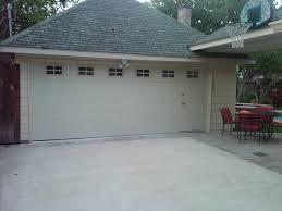 d d garage doorsResidential Walk Through Garage Door Installation  Repair