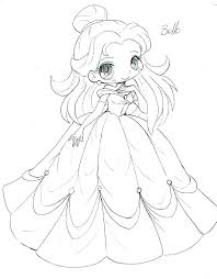 Disney Princess Coloring Pages To Color Online Princess Coloring