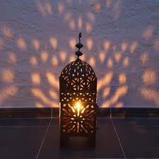 moroccan style light outdoor lighting