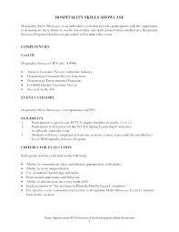Waitress Skills For Resume Waitress Skills And Duties Resume Skill Descriptions For Bartender