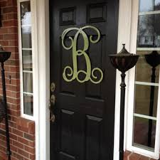 front door monogramFront Door Monogram I50 For Spectacular Inspirational Home