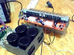 sound system kit. sound system kit d
