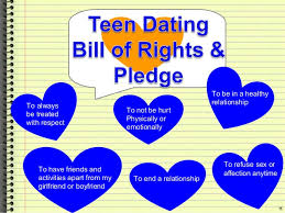 healthy teenage dating relationships