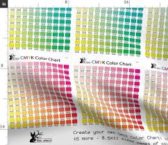 color chart fabric by the yard cmyk color chart part 2 0 1815 more colors