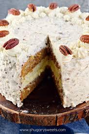 Carrot Cake Cheesecake Cake By Bob N Key Ingredient