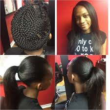 Braiding Pattern For Sew In