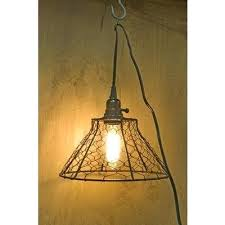 no wiring lighting. No Wiring Lighting Chicken Wire Swag Pendant Lamp Diagram  Circuit Uk E