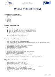 Resume Writing Formaless Letters Doc Letter Writingformal How To