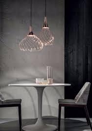 led direct light iron pendant lamp mongolfier by linea light group beach style balcony helius lighting group