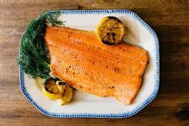 Resepi salmon grill lemon butter sauce ~ baca disini via dipersilakanshare.blogspot.com. Resipi Salmon Asap Stok Atas