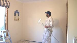painting a wallHow To Paint A Wall Using A Roller The Best Technique  YouTube