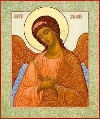 Архангел Селафиил (Салафиил), икона