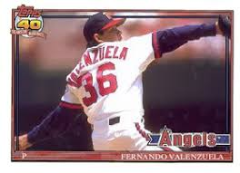 garvey cey russell lopes: the fernando valenzuela card that should have  been!