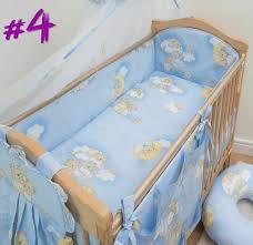 5 pcs baby nursery all round per set