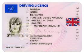 Using And Driving Licences Foreign French